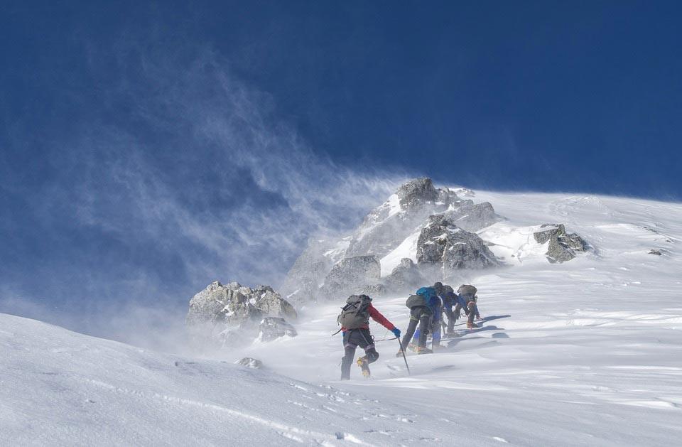 登山チャレンジ